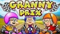 играть в игровой автомат Granny Prix