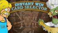 игровой автомат Instant Win Card Selector