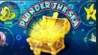 играть в игровой автомат Plunder The Sea