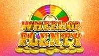 игровой аппарат Wheel Of Plenty