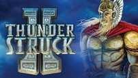 игровой автомат Thunderstruck 2